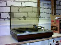 Проигрыватель виниловых дисков (пластинок) Radiotehnika ЭП-101 стерео Н-54 - нажмите, чтобы увеличить фото.